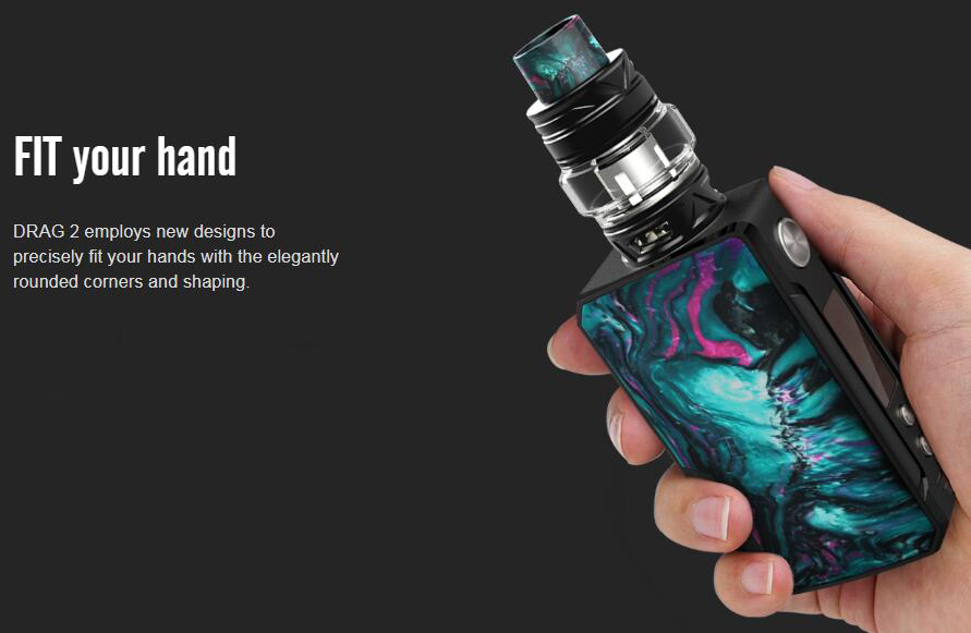 VOOPOO Drag 2 Kit Features 3