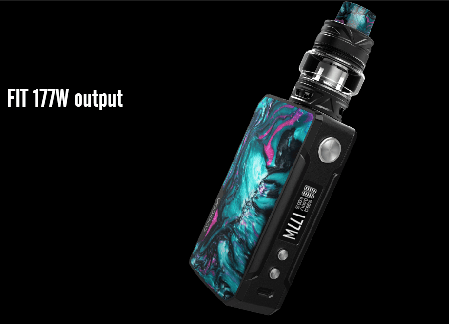 VOOPOO Drag 2 Kit Features 9
