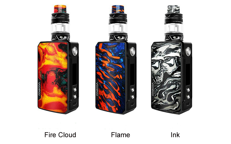 VOOPOO Drag 2 Kit TPD Edition Colors