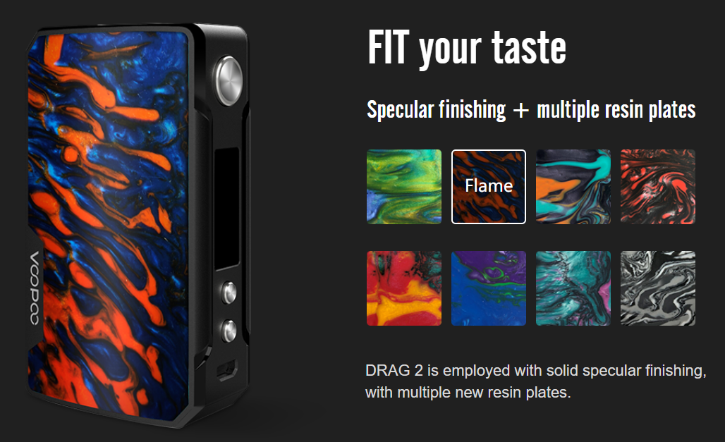 VOOPOO Drag 2 Mod Features 04