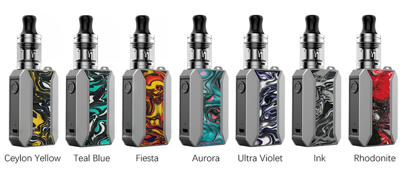 VOOPOO Drag Baby Kit Colors