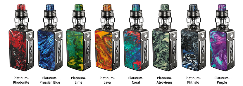 VOOPOO Drag Mini Platinum Kit Colors