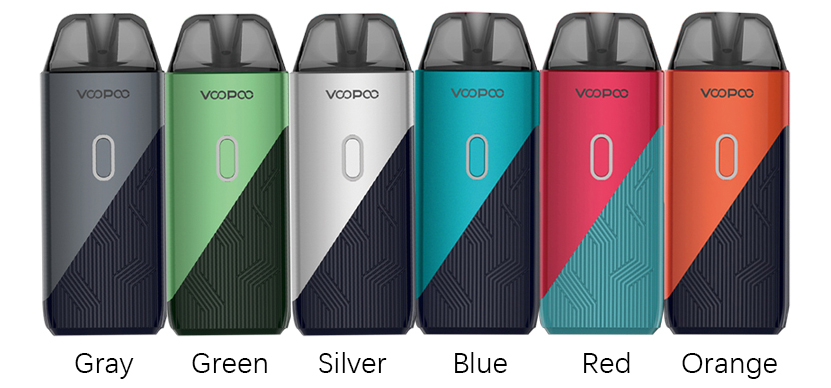 VOOPOO Find S Trio Kit Colors