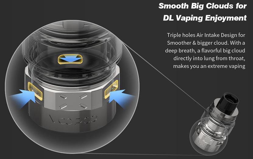 VOOPOO Maat Tank Features 04