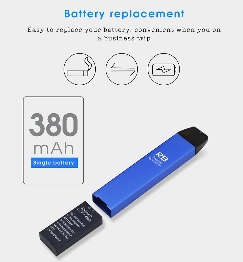 VXV RB Kit Battery