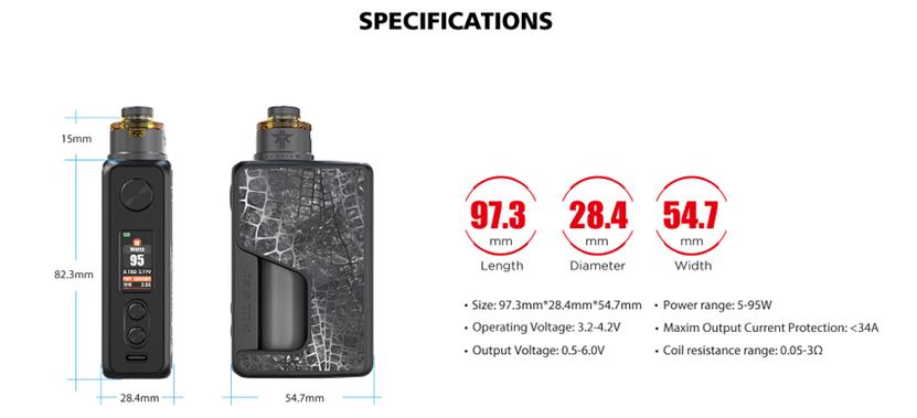 VandyVape PR SE Kit feature9