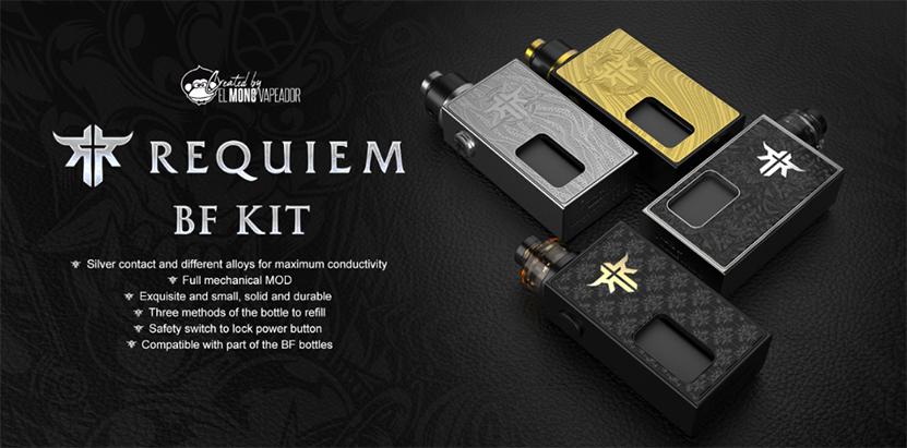 VandyVape Requiem BF Kit feature