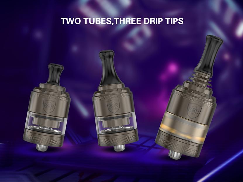 Vandy Vape BSKR V2 MTL RTA Atomizer Drip Tip