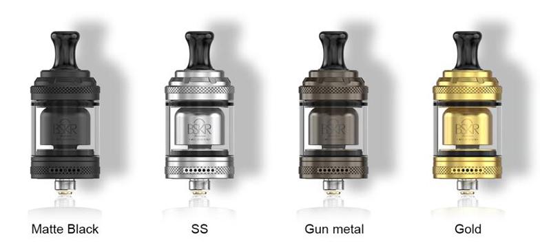 Vandy Vape BSKR Mini V2 MTL RTA Colors