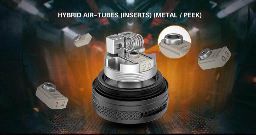 Vandy Vape BSKR Mini V2 MTL RTA Feature 5