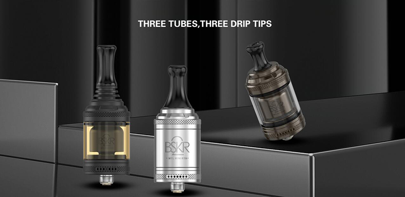 Vandy Vape BSKR Mini V2 MTL RTA Feature 9