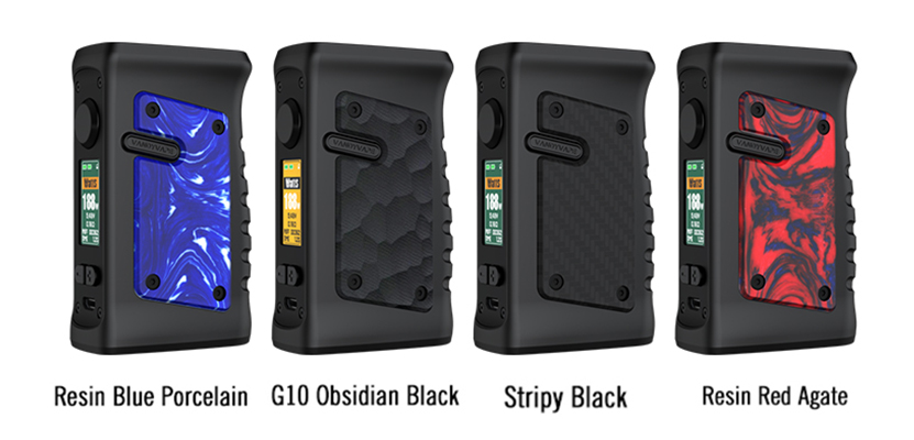 Vandy Vape Jackaroo Dual Mod Full Colors
