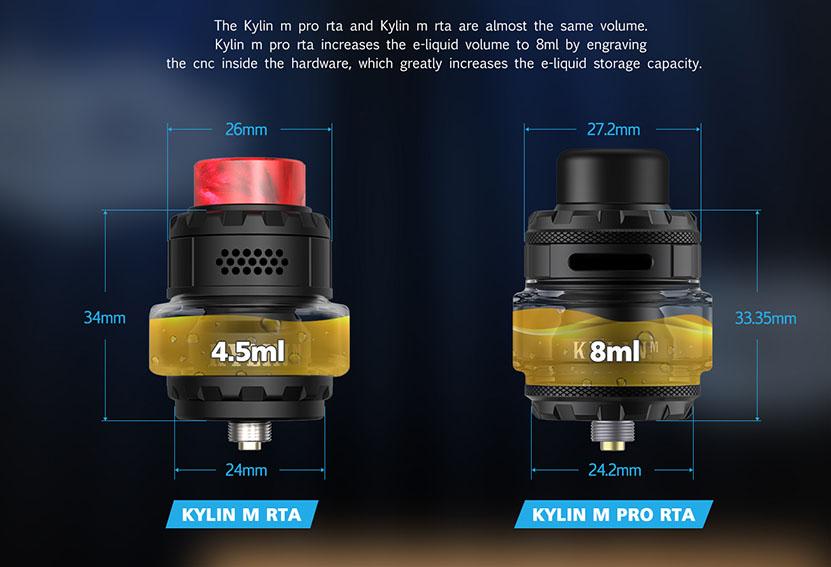 Vandy Vape Kylin M Pro RTA Feature 9
