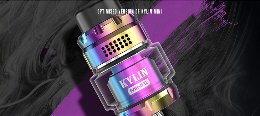 Kylin Mini V2 RTA Atomizer Optimized Version