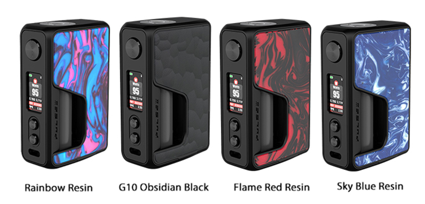 Vandy Vape Pulse V2 Mod Full Colors