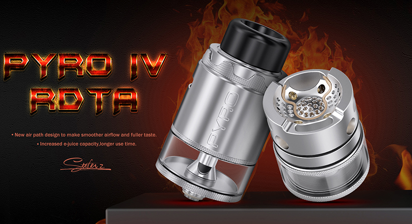 Vandy Vape Pyro V4 RDTA Feature 3