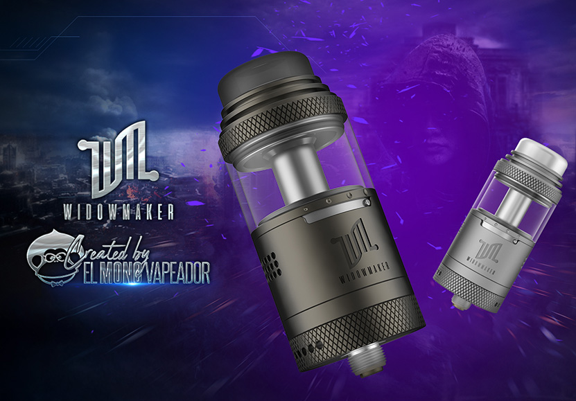 Widowmaker RTA Tank Atomizer
