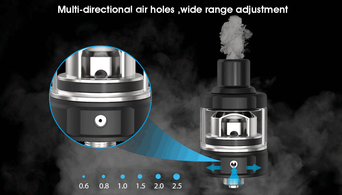 Vandy Vape AP Kit Features 6