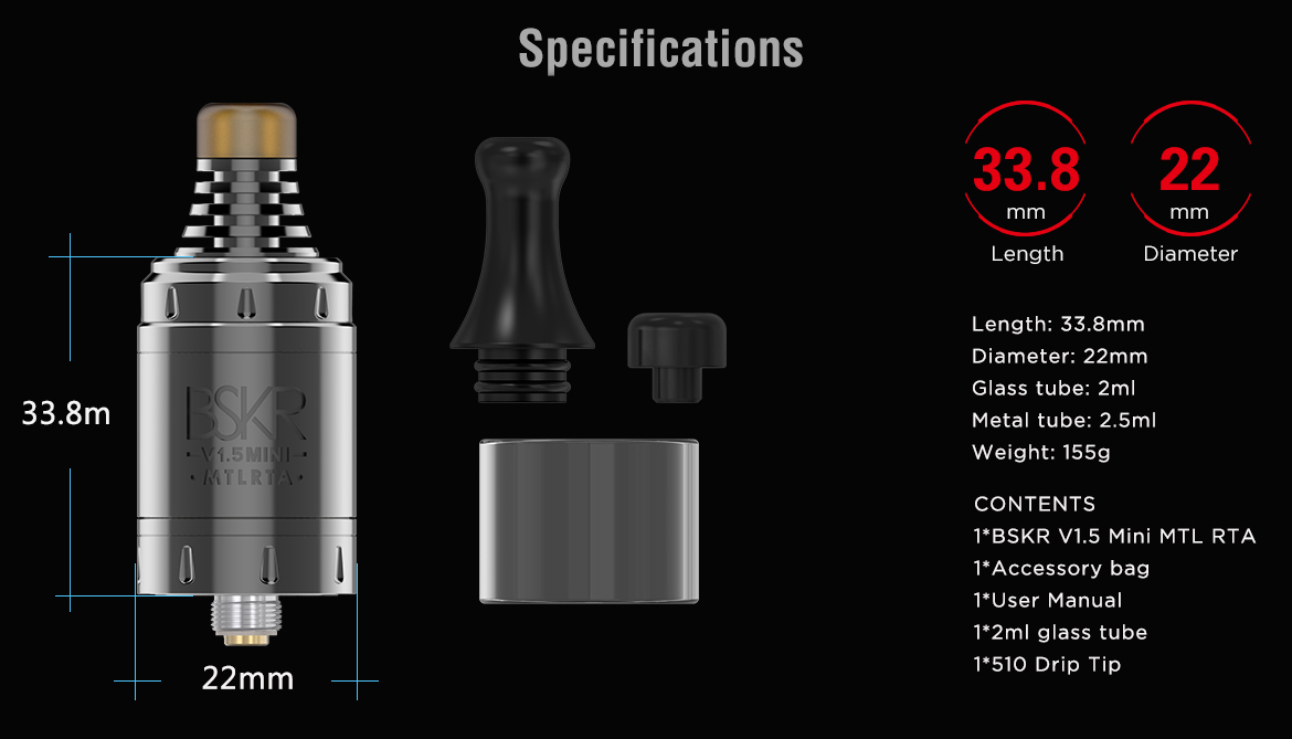 Vandy Vape Berserker V1.5 Mini Features 05