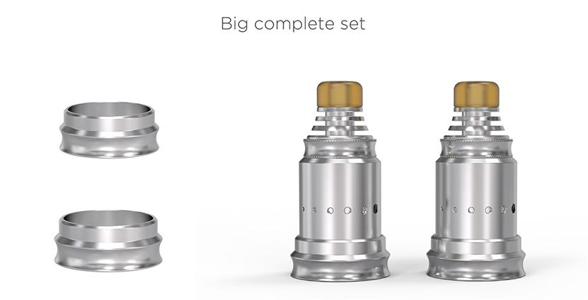 Berserker MTL Rebuildable Dripping Atomizer Set