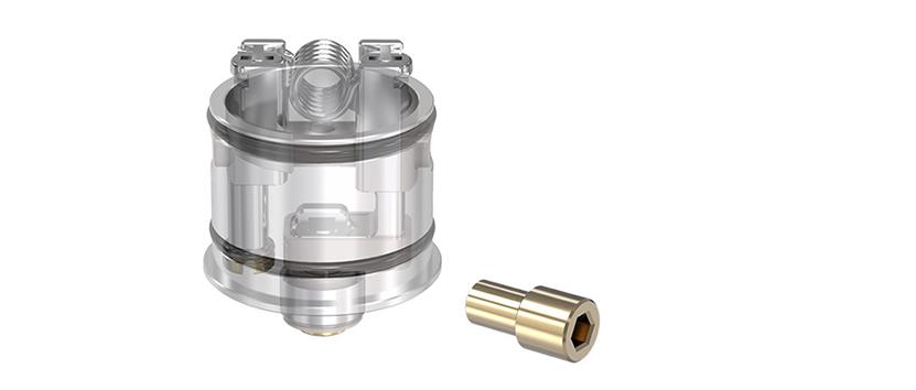 Berserker MTL Rebuildable Dripping Atomizer Squonk