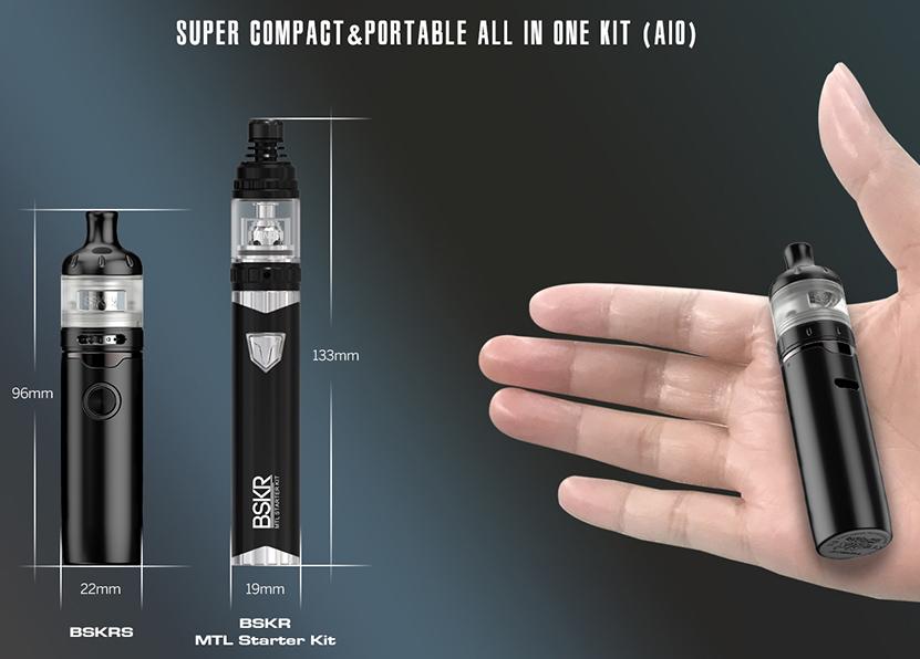 Berserker S Kit Portable Design