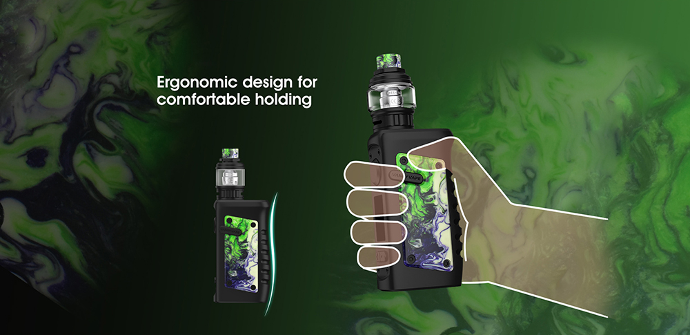 Vandy Vape JACKAROO Erconomic Design