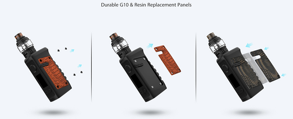 Vandy Vape Jackaroo Replacement Panel