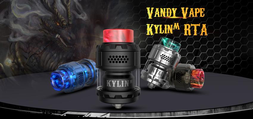 Vandy Vape Kylin M RTA Banner