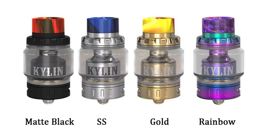 Vandy Vape Kylin Mini RTA Colors