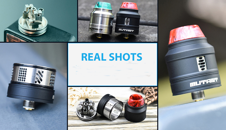 Vandy Vape Mutant RDA Real Shot