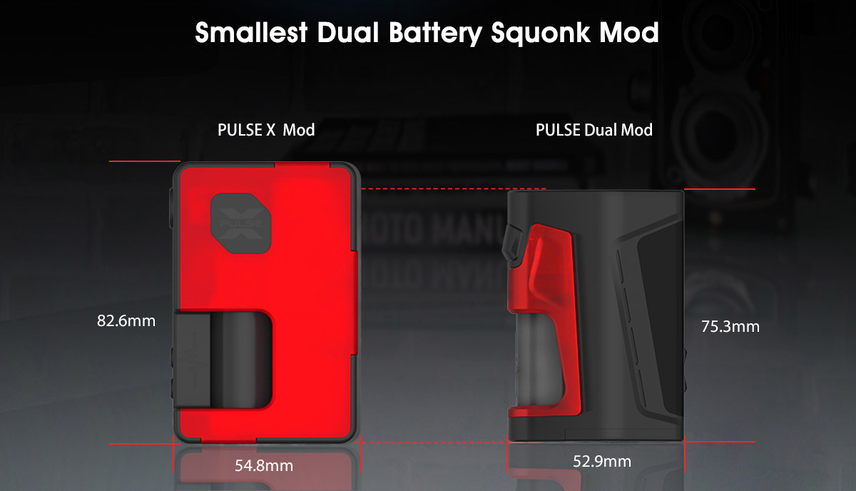 Pulse Dual Kit Features 1