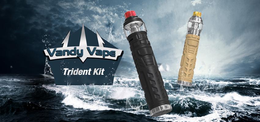 Vandy Vape Trident Kit Banner