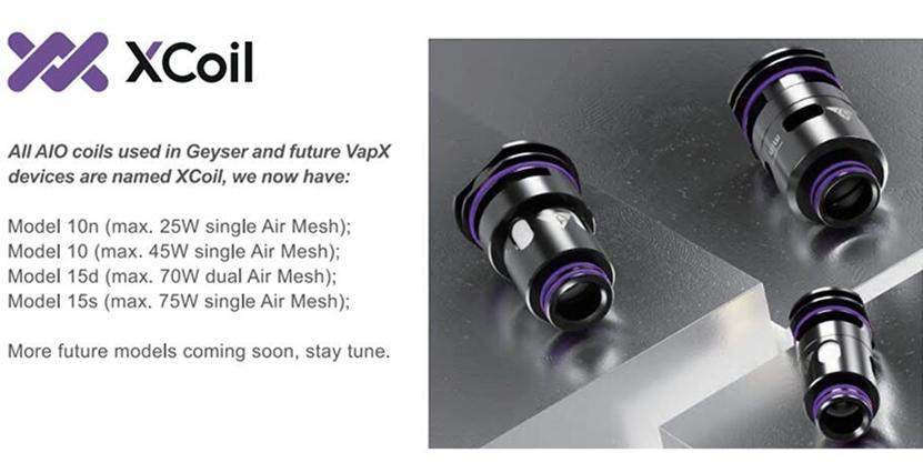 VapX Geyser Kit Feature 12