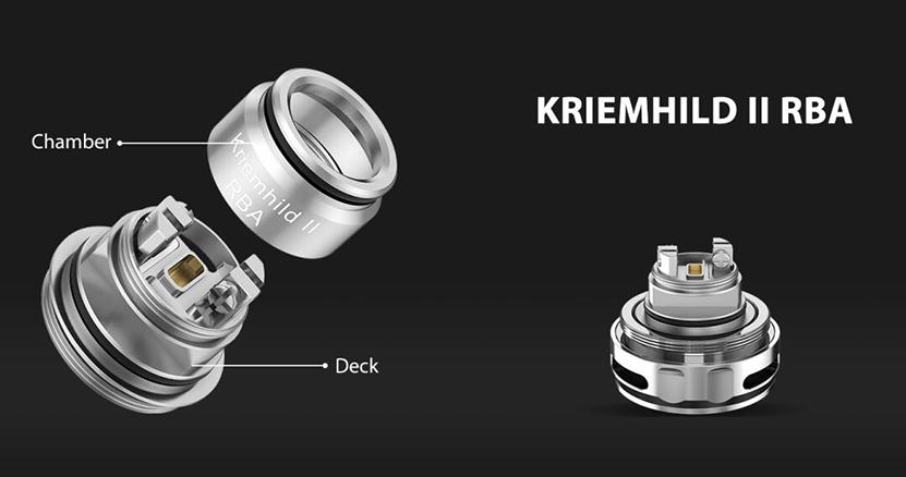 Brunhilde SBS 100W Kit RBA Coil