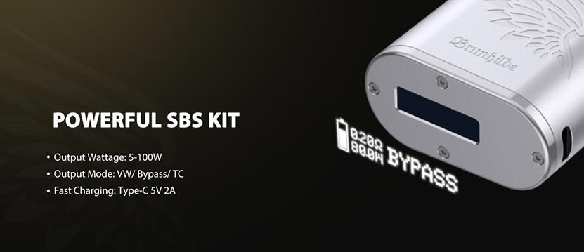 Brunhilde SBS Kit VW TC Mode