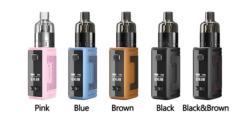 Vapefly Galaxies 30W Kit Colors