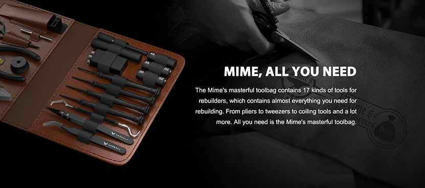 Vapefly Mime's Masterful Tool Bag Feature 1