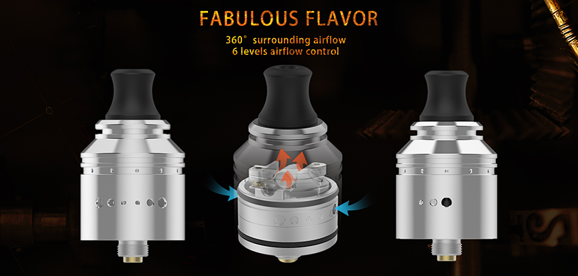 Holic MTL RDA Features 02