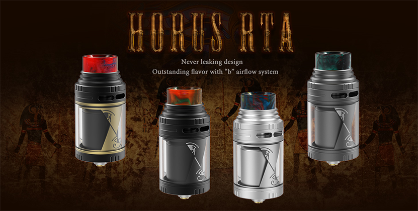 Horus RTA Vape Tank Features 01