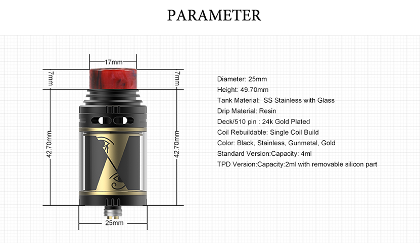 Vapefly Horus RTA Features 03