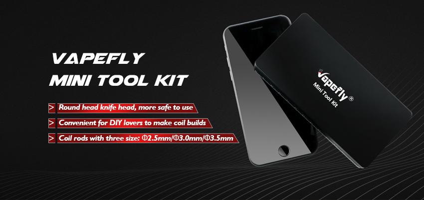 Vapefly Mini Tool Kit Banner