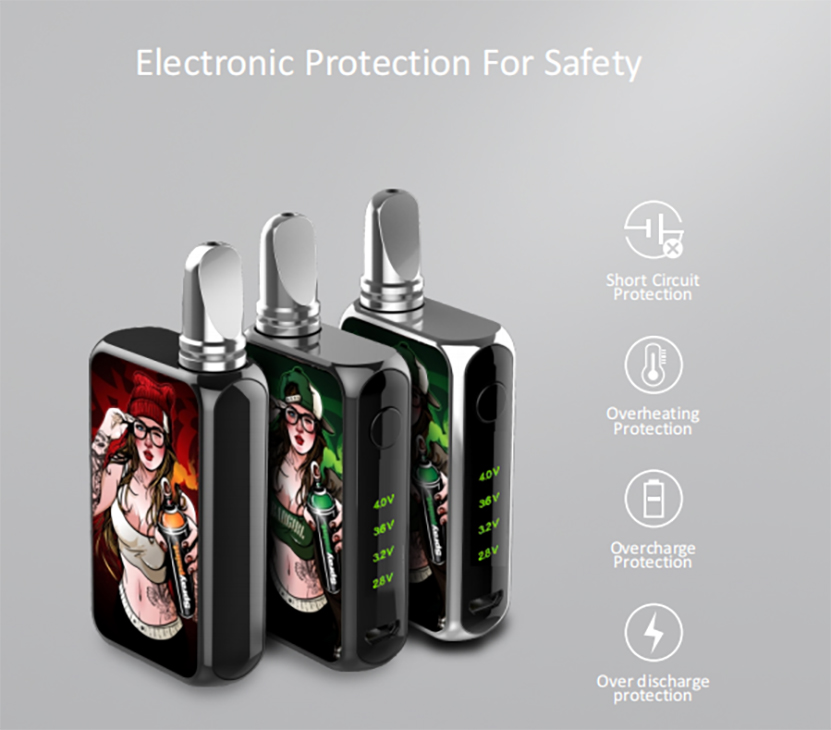Vapmod Dragoo Express Mod Protection