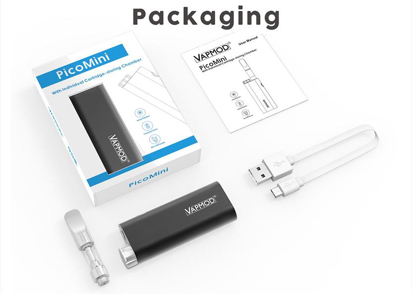 Vapmod Pico Mini Vape Kit Features 09