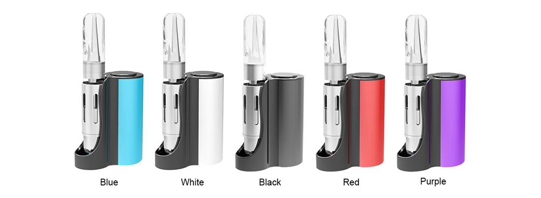 Vapmod Pipe 710 Starter Kit Colors
