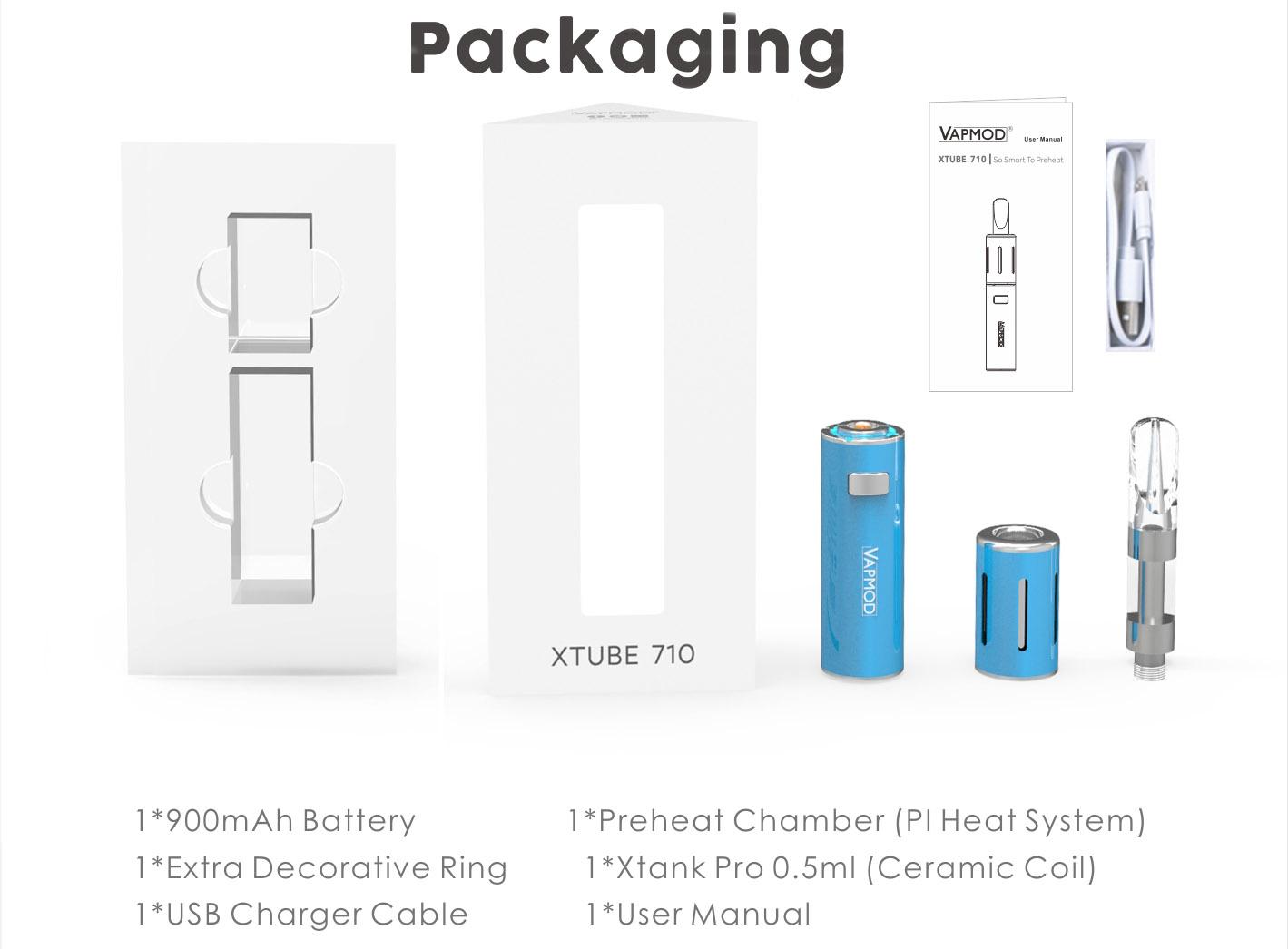 Vapmod Xtube 710 Kit Features 05