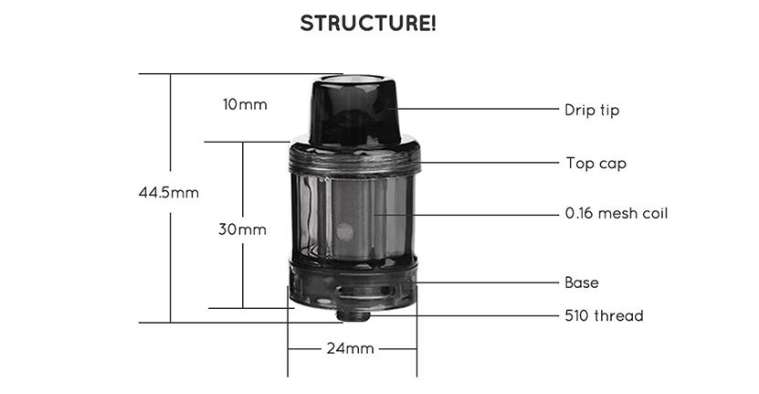 Vapor Storm Disposable Tank Features 03