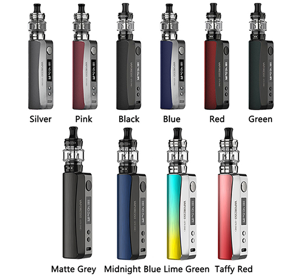 Vaporesso GTX ONE Kit Full Colors