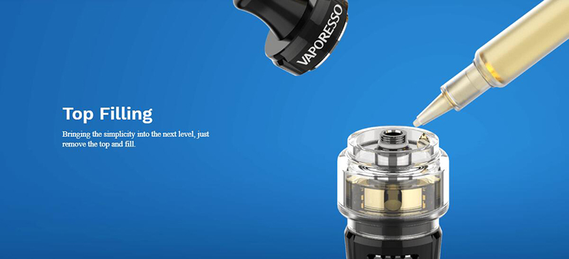 Vaporesso GTX Tank 18 Feature 7
