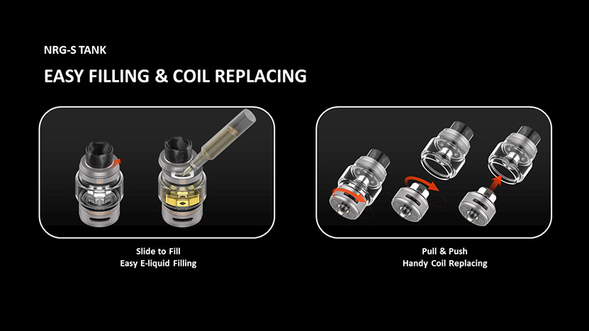 Gen X Box Mod Kit Filling n Replacing